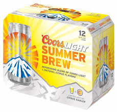 Coors Light 24 Pack Goff U0027s Suds And Soda