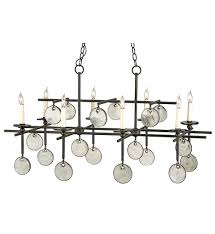 Lighting Fixture Company by Currey U0026 Company 9007 Rainforest 14 Light Chandelier With