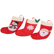 sale christmas candy bag xmas decoration socks stockings for