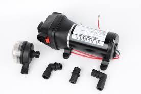 automotive electric water pump 2017 12v 40psi 1020l h dc high flow water pump electric diaphragm