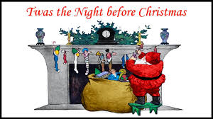 twas the night before christmas poem youtube
