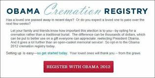 donation wedding registry fact check obama event registry