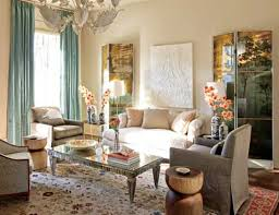 vintage trend for traditional look livingroom in