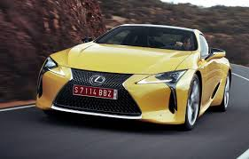 lexus models south africa the lc 500 ushers in a new age of poster pin up cars gq south africa