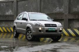 hyundai tucson 2007 review review 2007 hyundai tucson crdi carguide ph philippine car