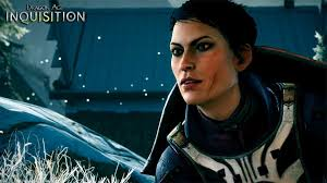 dragon age inqusition black hair dragon age inquisition ring up player choice not the dlc