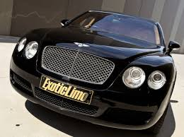 bentley flying spur black interior black bentley continental flying spur by exotic limo
