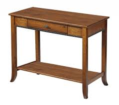 Wooden Sofa Tables by Amish Sofa Tables South Texas Amish Furniture U0026 Amish Furniture