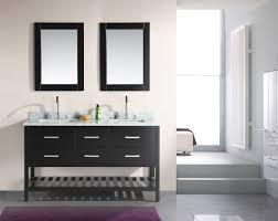 Bathroom Vanity Unit Worktops Excellent Small Bathroom Vanity Sets With Matte Black Cabinet