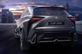 lexus nx new york auto show turbocharged lexus lf nx emerges at 2013 tokyo motor show the