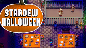 stardew valley halloween mazes secrets u0026 stardew valley spirit u0027s