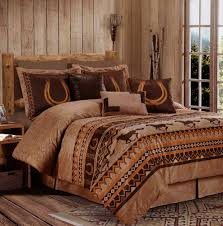 Comforter Sets Images Full Horse Comforter Set Ebay