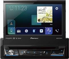 android in dash pioneer 7 android auto apple carplay built in bluetooth in