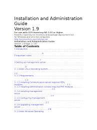 guia de configuracion e instalacion ocs inventory web server
