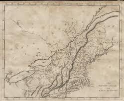 Map Of Eastern Ohio by 1810 U0027s Pennsylvania Maps