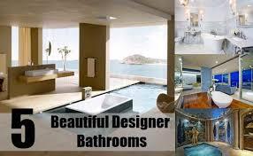 designer bathrooms pictures 5 most beautiful designer bathrooms tips to design diy martini