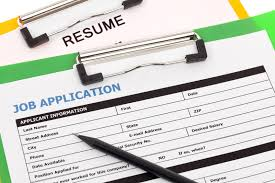 Job Application Resume Samples Of Resumes To Include In A Job Application
