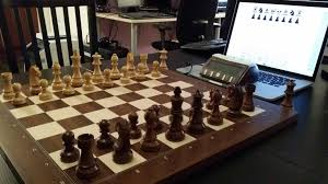 my dgt board is finally here chess