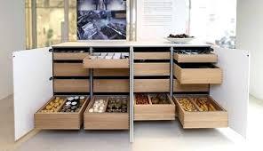 rangement tiroir cuisine tiroir de cuisine meuble de cuisine 2 tiroirs range casseroles et 1