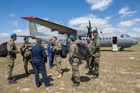 paramount mbombe kazakhstan armed forces