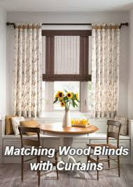 Blinds And Matching Curtains Remarkable Blinds With Curtains And Curtain How To Replace