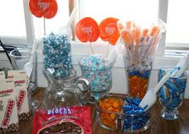 Baby Shower Candy Buffet Pictures by Baby Shower Candy Buffet Pic A Run Thru Weddingbee