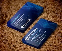 Singapore Business Cards Professional Upmarket Business Card Design For Quarterback Llp By