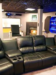 Man Cave Led Lighting by Basement Theater Seating Basement Game Rooms Man Cave Theater