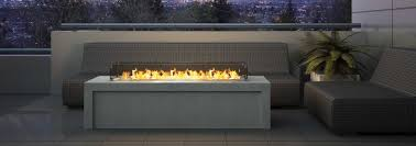 outdoor gas fireplace burner plateau pto30 regency fireplace