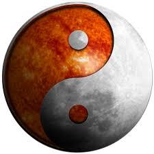 yin yang moon sun illustration yin yang is a sym flickr