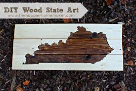 wood state wall decor archives the happier homemaker