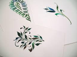 calligraphy class organic pen ornaments on behance