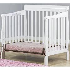 Convertible Mini Crib 3 In 1 On Me 3 In 1 Aden Convertible Mini Crib White 628w Ny