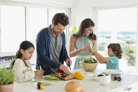 Kids Eating Table 8 Ways To Get Cooking With Your Kids Eat Run Us News