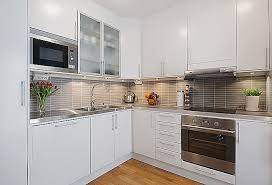 small kitchens with white cabinets modern white apartment interior decorating white modern