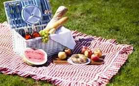 Picnic Basket Ideas Perfect Picnic Ideas For Summer