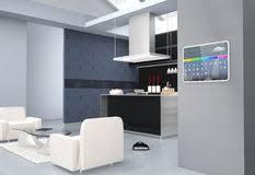 domotique cuisine panneau de domotique illustration stock illustration du dispositif