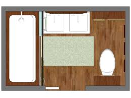 Small Bath Floor Plans by Breathtaking Bathroom Plans Separate Toilet Pictures Decoration