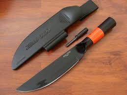 cold steel kitchen knives buy cold steel bushman knife at blade master