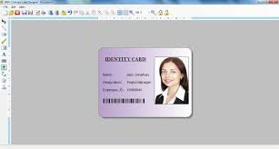 download id card template psd software id card software visitors