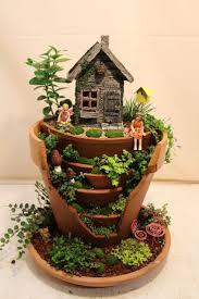 garden pots design ideas the 50 best diy miniature fairy garden ideas in 2017