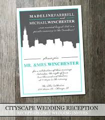 post wedding invitations awesome post wedding celebration invitations and design and write