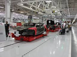 tesla factory elon musk the model x is so advanced we probably shouldn u0027t have