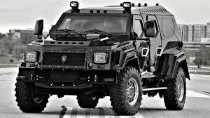 armored hummer best car to survive a zombie apocalypse