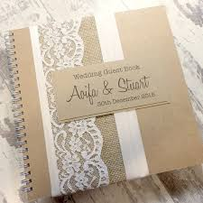 rustic wedding albums image result for burlap 3 ring scrapbook album wedding 2018