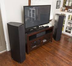 are in wall speakers good for home theater speaker placement for stereo music listening