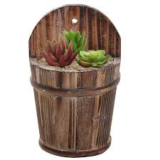 Wall Plant Holders Beautiful Metal Planters For Wall Decoration Strong And Stable