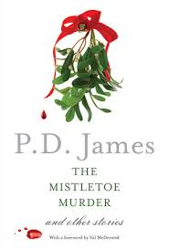 by p d the mistletoe murder by p d penguinrandomhouse