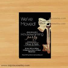 Housewarming Invitation Cards Designs Housewarming Invitation New House Key Design By Miprincess On Etsy