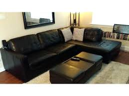 Faux Leather Sectional Sofa With Chaise 2 Leather Sectional The Brick Leather Sectional Fresh The
